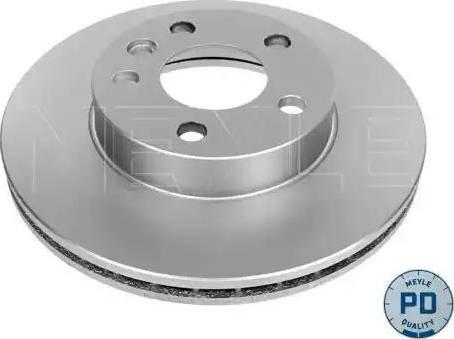 Meyle 115 521 0035/PD - Bremžu diski interparts.lv