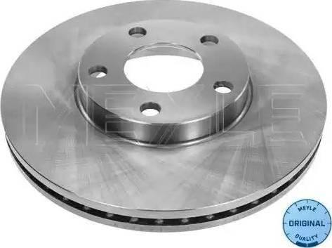 Meyle 115 521 0031 - Bremžu diski interparts.lv