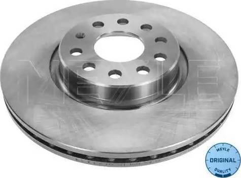 Meyle 115 521 1094 - Bremžu diski interparts.lv