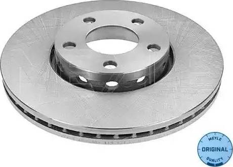 Meyle 115 521 1040 - Bremžu diski interparts.lv