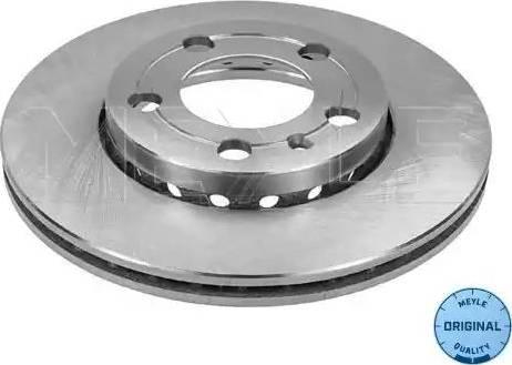 Meyle 115 521 1056 - Bremžu diski interparts.lv