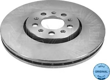 Meyle 115 521 1051 - Bremžu diski interparts.lv