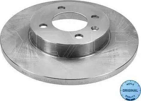 Meyle 115 521 1004 - Bremžu diski interparts.lv