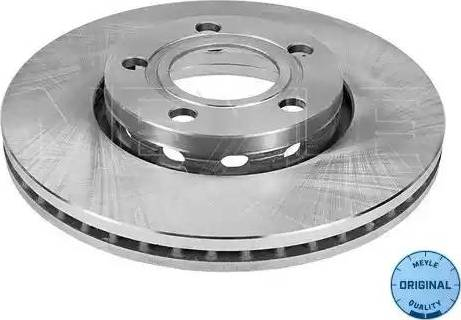 Meyle 115 521 1008 - Bremžu diski interparts.lv