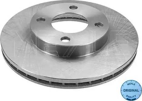 Meyle 115 521 1003 - Bremžu diski interparts.lv