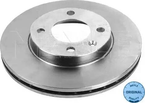 Meyle 115 521 1002 - Bremžu diski interparts.lv