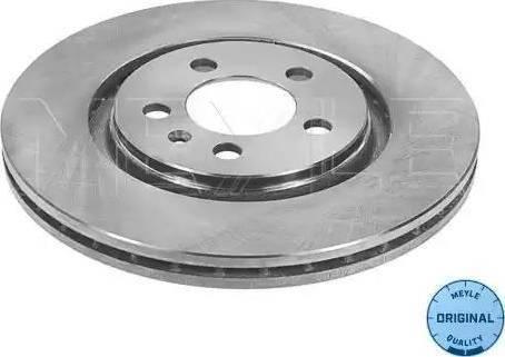 Meyle 115 521 0030 - Bremžu diski interparts.lv