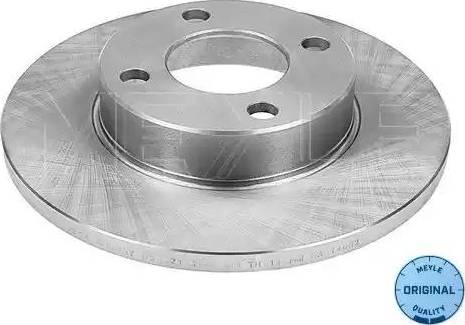 Meyle 115 521 1014 - Bremžu diski interparts.lv