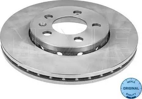 Meyle 115 521 1018 - Bremžu diski interparts.lv