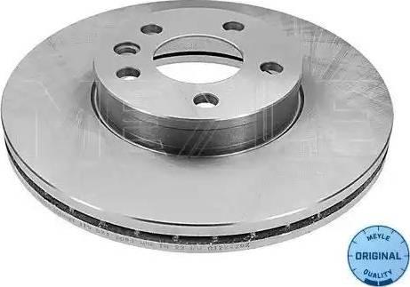 Meyle 115 521 1086 - Bremžu diski interparts.lv