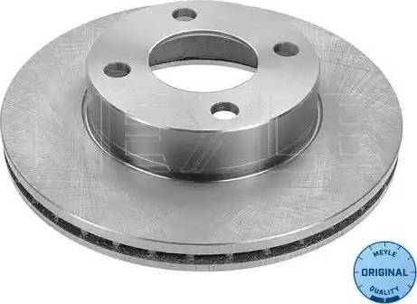 Meyle 115 521 1088 - Bremžu diski interparts.lv