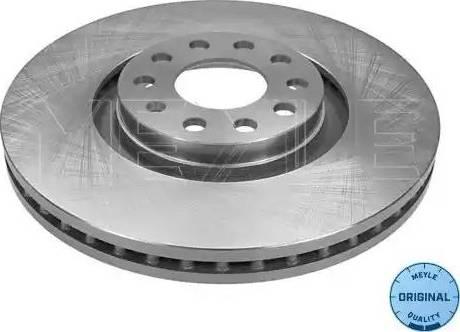 Meyle 115 521 1083 - Bremžu diski interparts.lv