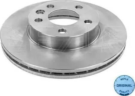 Meyle 115 521 0035 - Bremžu diski interparts.lv