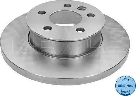 Meyle 115 521 1033 - Bremžu diski interparts.lv