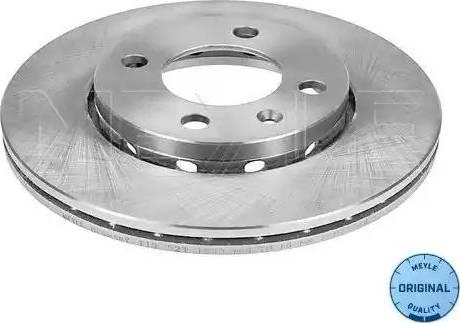 Meyle 115 521 1020 - Bremžu diski interparts.lv