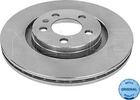 Meyle 115 521 1027 - Bremžu diski interparts.lv