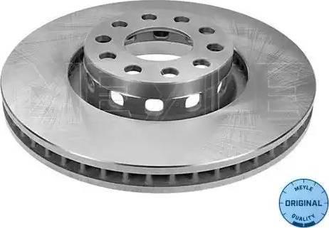 Meyle 115 521 1073 - Bremžu diski interparts.lv