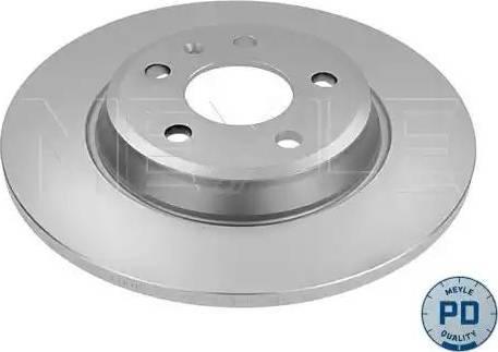 Meyle 115 523 0042/PD - Bremžu diski interparts.lv