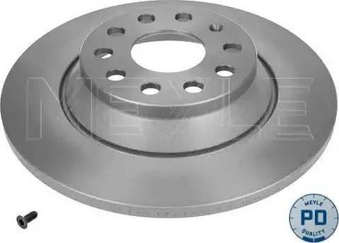 Meyle 115 523 0013/PD - Bremžu diski interparts.lv
