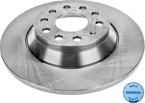 Meyle 115 523 0013 - Bremžu diski interparts.lv