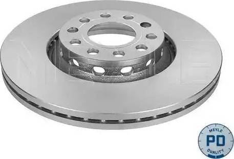Meyle 115 523 0039/PD - Bremžu diski interparts.lv