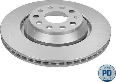 Meyle 115 523 0026/PD - Bremžu diski interparts.lv