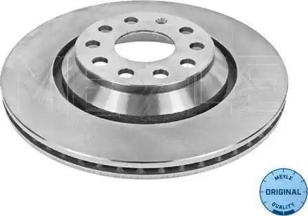 Meyle 115 523 0026 - Bremžu diski interparts.lv