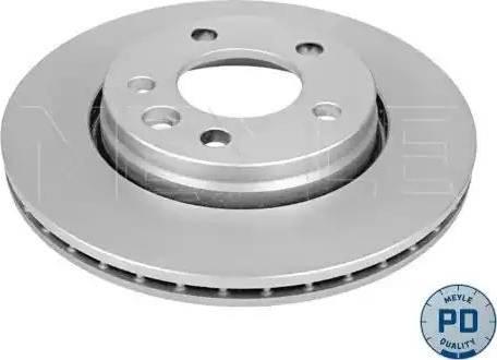 Meyle 115 523 0020/PD - Bremžu diski interparts.lv