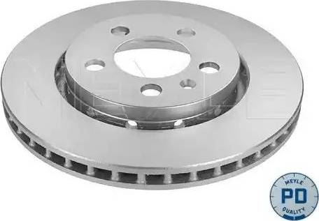 Meyle 115 523 0022/PD - Bremžu diski interparts.lv
