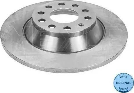 Meyle 115 523 0027 - Bremžu diski interparts.lv