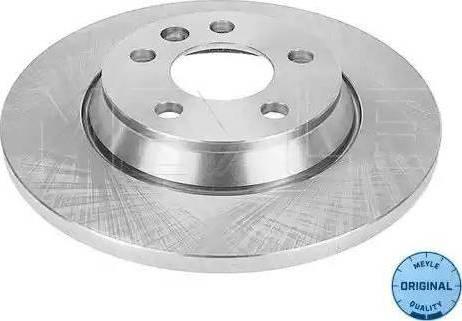 Meyle 115 523 0019 - Bremžu diski interparts.lv