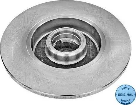 Meyle 115 523 1005 - Bremžu diski interparts.lv