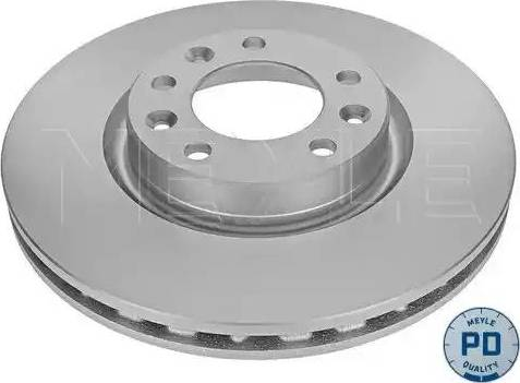 Meyle 11-15 521 0041/PD - Bremžu diski interparts.lv