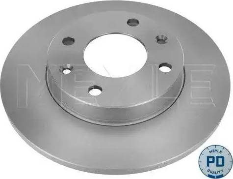 Meyle 11-15 521 0042/PD - Bremžu diski interparts.lv