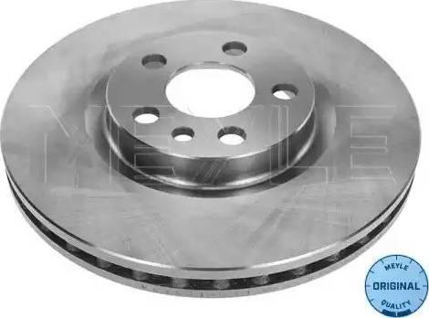 Meyle 11-15 521 0006 - Bremžu diski interparts.lv