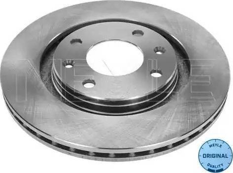 Meyle 11-15 521 0032 - Bremžu diski interparts.lv