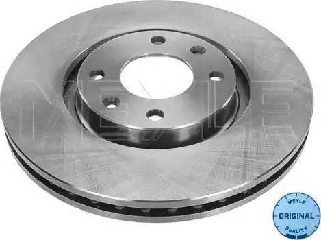Meyle 11-15 521 0018 - Bremžu diski interparts.lv