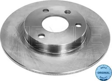Meyle 11-15 521 0012 - Bremžu diski interparts.lv