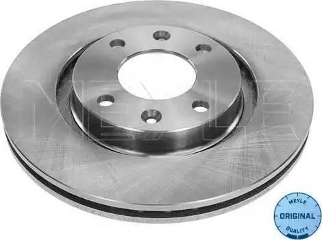 Meyle 11-15 521 0017 - Bremžu diski interparts.lv