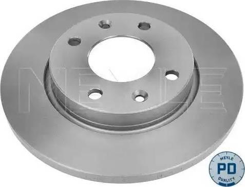 Meyle 11-15 521 0036/PD - Bremžu diski interparts.lv