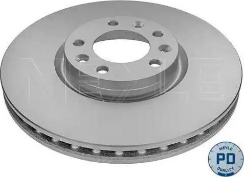 Meyle 11-15 521 0030/PD - Bremžu diski interparts.lv