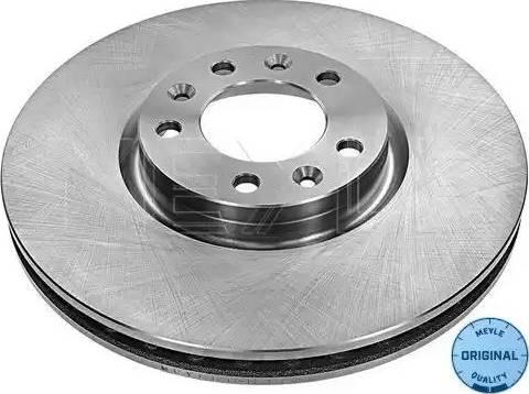 Meyle 11-15 521 0030 - Bremžu diski interparts.lv