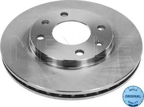 Meyle 11-15 521 0031 - Bremžu diski interparts.lv