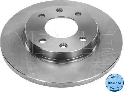 Meyle 11-15 521 0036 - Bremžu diski interparts.lv