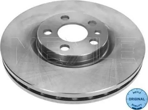 Meyle 11-15 521 0035 - Bremžu diski interparts.lv