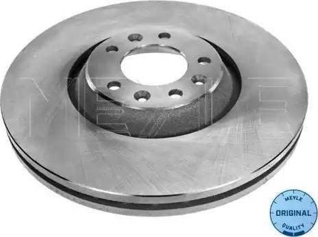 Meyle 11-15 521 0028 - Bremžu diski interparts.lv