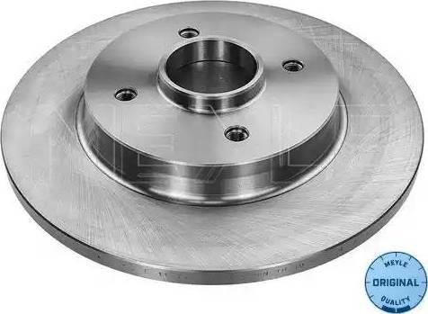 Meyle 11-15 523 4008 - Bremžu diski interparts.lv