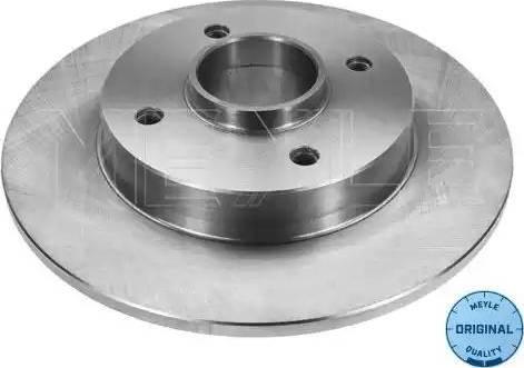 Meyle 11-15 523 0041 - Bremžu diski interparts.lv