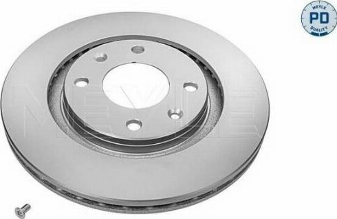 Meyle 11-83 521 0032/PD - Bremžu diski interparts.lv
