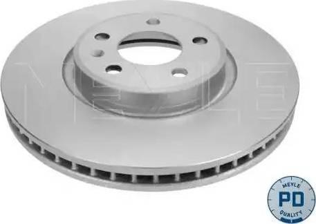 Meyle 183 521 0022/PD - Bremžu diski interparts.lv